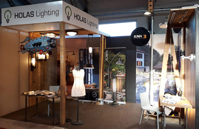 Světelné studio HOLAS Lighting