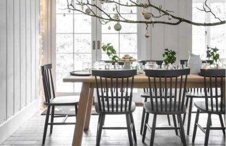 Stůl Nordic, www.gardentrading.co.uk
