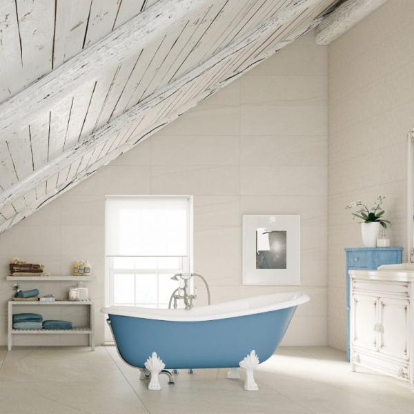 Koupelna v boho stylu: Jaké obklady, dlažby a doplňky zvolit?