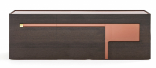 Toshi (Casamania), design Luca Nichetto, lakovaná MDF akov, cena na dotaz, www.puntodesign.cz