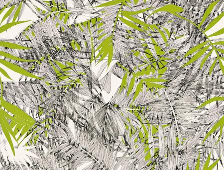 Eden Roc PCL017/07 (Designers Guild), design Christian Lacroix, vlies, 1000 × 68,5cm, cena cca 2054Kč, WWW.JOHNLEWIS.COM