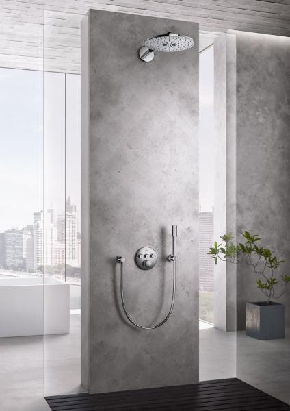 Sprchový systém Grohterm SmartControl s hlavovou sprchou Rainshower 310 SmartActive, cena 47 045 Kč