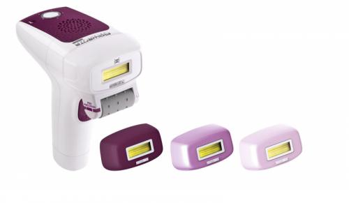 Epilátor Instant Soft Compact EP9603 (Rowenta), technologie IPL, systém Pro Precision, cena nadotaz, www.rowenta.cz