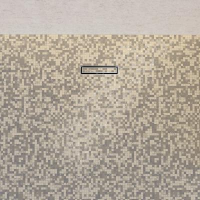 Sprchový kanálek Geberit CleanLine je nyní k dispozici také v malých formátech a jako model pro výplň malými dlaždicemi. Rámeček kanálku určeného pro výplň vlastními obklady je vyrobený z nerezové oceli
