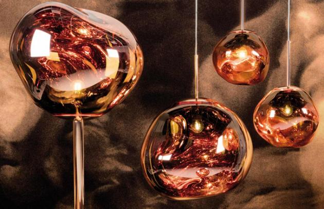 Milovaná kolekce svítidel Melt (Tom Dixon) je bohatší o další kousek, dostupný však pouze na objednávku a vminimálním množství padesáti kusů.