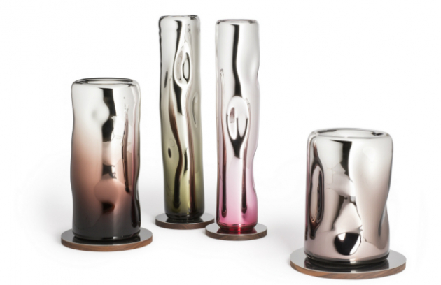 Verreum-Waterfall Vases