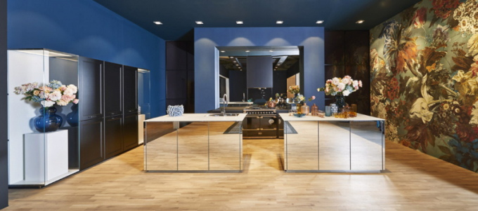 Kuchyně Windsor Lack (Nolte), matný lak, výběr z20 barev, možnost volby ze 3 konceptů, variabilita, cena dle realizace, www.nolte-kuechen.de