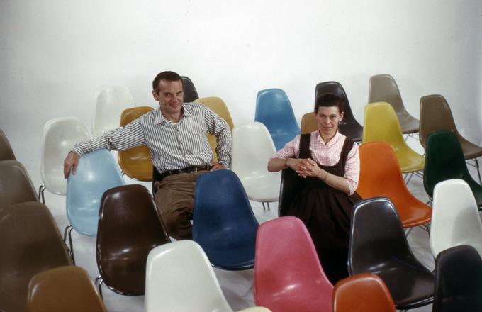 Ray a Charles Eamesovi