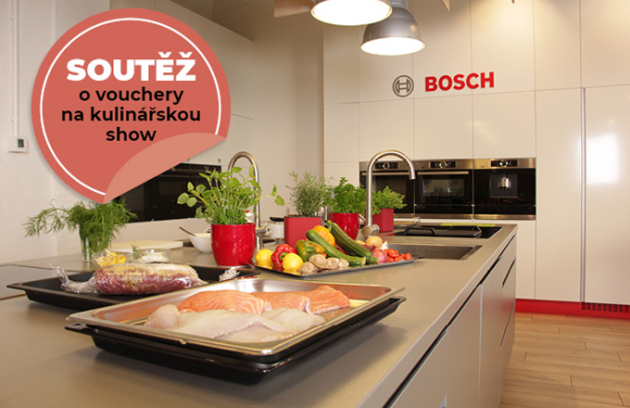 Vyhrajte vouchery na kulinářskou show
