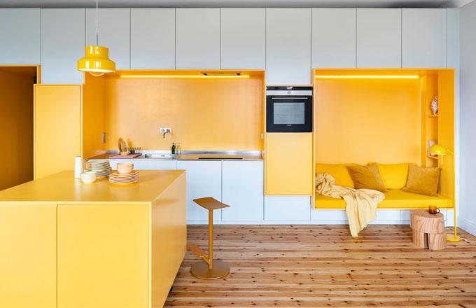 V hlavní roli funkčnost a žlutá barva