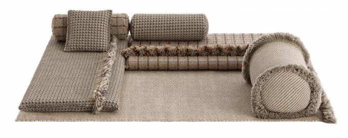 Pohovka Zara (Nicoline Italia), dřevěná konstrukce, sedáky azádové opěrky zpevněné elastickým popruhem, zadní polštáře nastavitelné směrem dozadu, výběr čalounění, sedací souprava cena: od89032Kč, taburet cena: od37249Kč, WWW.RIMEXOL.CZ