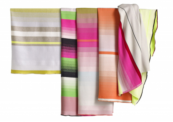 Kolekce Colour Plaid (Hay), merino vlna, cena od5 827 Kč, www.stockist.cz
