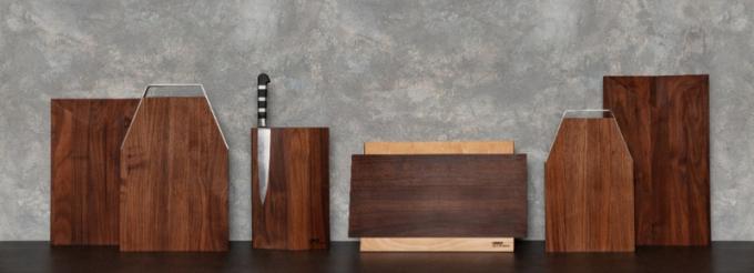 Nápad vyrábět dřevěné pomůcky do kuchyně vznikl zcela náhodou před čtyřmi lety.