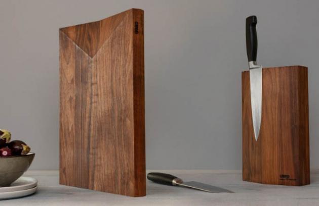 """""""Chceme lidem zpříjemnit čas v kuchyni, tak aby bylo vše funkční a zároveň vizuálně zajímavé,"""" tak zní poslání mladé české firmy UBRD, která spojila síly se známým designérem a aktuálně získala mezinárodní cenu za design."""