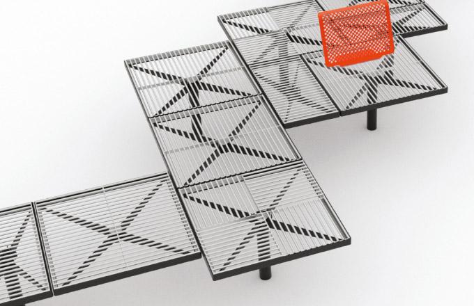 Mmcité získalo RED DOT AWARD za elegantní upcycling sedacího systému Pixel