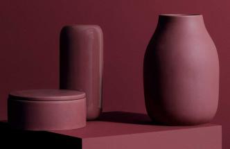 Značka Blomus přichází sunikátní sérií dekorativních váz Colora, které upoutávají pozornost nejen sytými, plnými barvami ajemným zaobleným tvarem, ale především skvostným zpracováním povrchové úpravy.