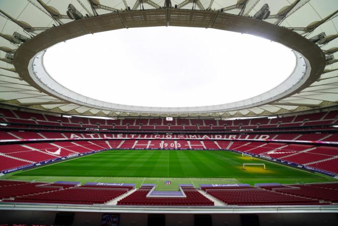 Innofest Europe 2019 si udělal zastávku také na stadionu Wanda Metropoliano, který se rozkládá na ploše 88 000 metrů čtverečních, a kde sídlí celosvětově populární fotbalový klub Atlético Madrid