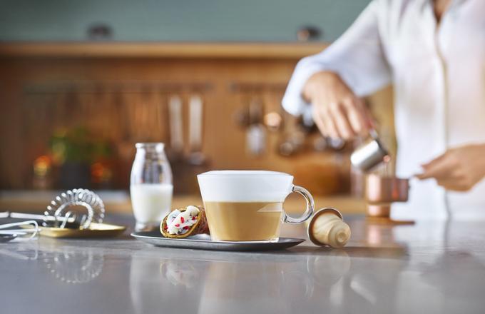 Nespresso: Nový pohled na kávu s mlékem