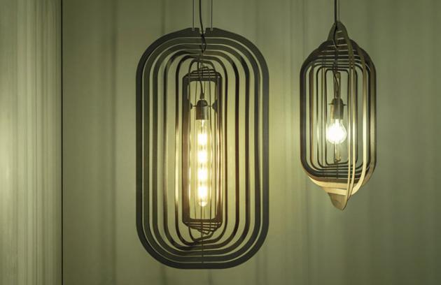 Nainteriérovém bienále vKortrijku představila belgická značka Delta Light tři nové kolekce svítidel, které by neměly uniknout vaší pozornosti. Uvedeny byly pod společným názvem Reflections.