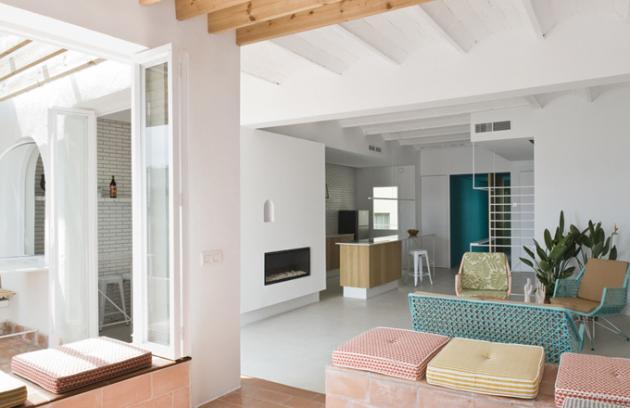 Prázdninový apartmán v Barceloně