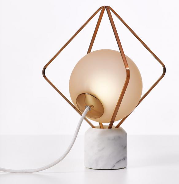 Svítidlo Jack O`Lantern (Brokis), design Lucie Koldová