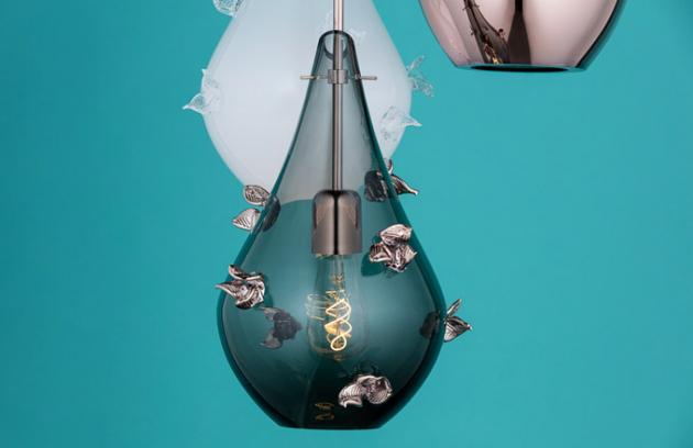 TWIGY - jarní osvětlení z produkce české sklářské firmy Sans Souci