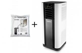 Klimatizace s těsněním