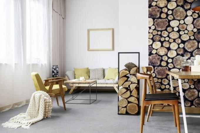 GERFLOR Home Comfort, dekor 2018 MANDALA CLEAR