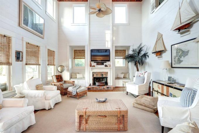 Oscarováherečka a producentka SandraBullock se rozhodla po 18 letech prodat jednu ze svých nemovitostí. Prázdninový dům je možné pořídit za 6,5 milionu dolarů.