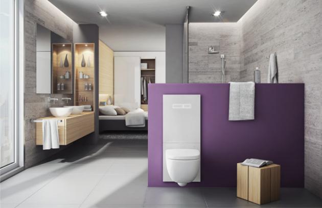 Revoluční toaleta TECElux svými sofistikovanými funkcemi a absolutně nadčasovým designem boří hranice nemožného.