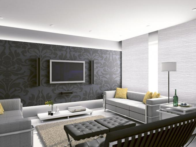 Japonská stěna slátkou Onda (Isotra), 500 × 280cm, orientační cena pro manuální ovládání 20631Kč, www.isotra.cz