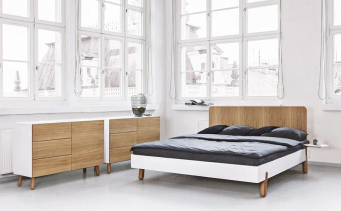 Zaprojekt kolekce nábytku Mamma pro společnost Jitona získali designéři Vrtiška aŽák nejedno ocenění včetně nominace naceny Czech Grand Design