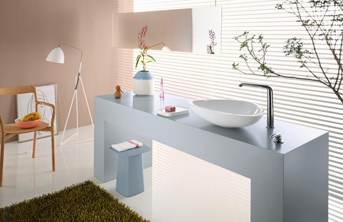 Mokré procedury v koupelně