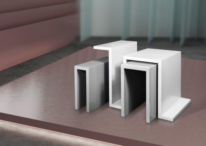 Odkládací stolek CITYSCAPE (kolekce FORMITABLE, design Wael Farran Studio)