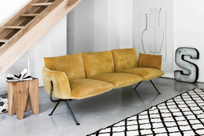 Nábytek: Magis (Itálie): Officina - Ronan and Erwan Bouroullec Design (Francie)