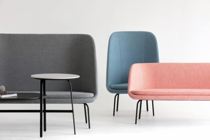 Kolekce nábytku: Allsteel (USA): Park - Norm Architects (Dánsko)