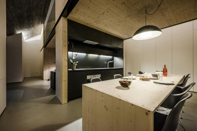 Stavba Karst byla nominována na prestižní evropskou cenu za architekturu Mies Van Der Rohe Award 2015.
