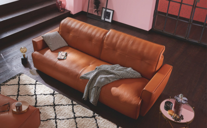 Hülsta sofa (Rolf Benz)