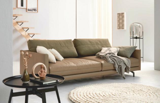 hülsta Sofa – výroba v Nagoldu