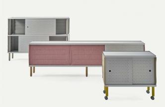 Komoda Estante (Sancal) je modulárním kouskem nábytku svlastnostmi překračujícími běžné meze.