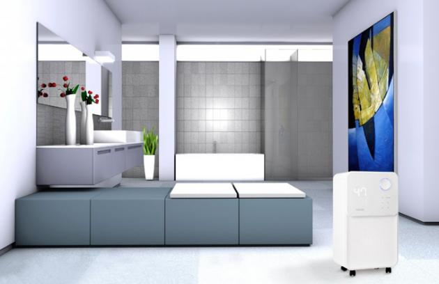 Čistý vzduch pomůže zlepšit vaši domácnost