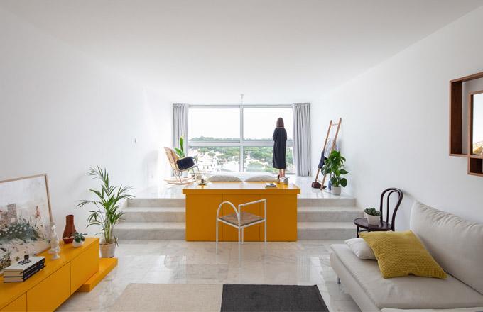 Autorem je studio corpo sídlící vportugalském městě Vilamoura.