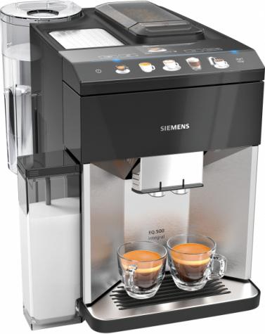 Dalšími atraktivními novinkami jsou například výsuvný odsavač par varioLift, plně automatický kávovar EQ.500 s intuitivním dotykovým displejem nebo první americká chladnička s integrovanou kamerou velegantním designu blackSteel.