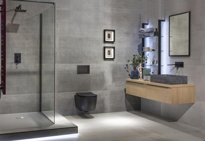 Koupelna beton