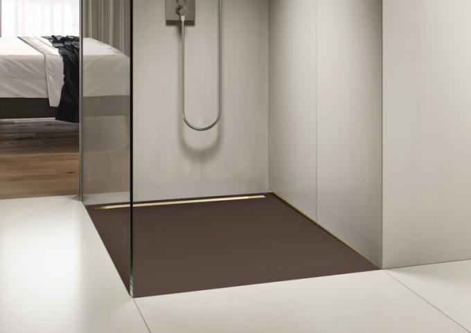 Zaexcelentní design dostala smaltovaná sprchová vanička vytoužené ceny