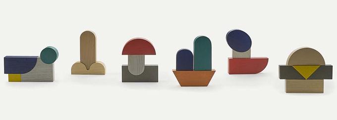 Designéři David Geckeler aFrank Michels vespolupráci se španělskou firmou Sancal představují design, který je nejen dekorativní, ale ihravý aje určený pro všechny milovníky designu