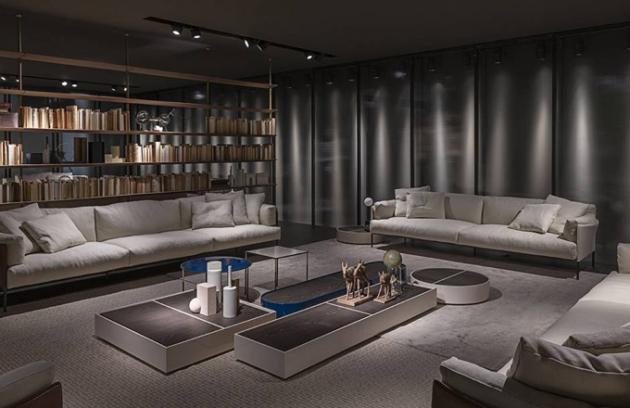 Stolky Flap (design Studio Klass) z portfolia italského výrobce Living Divani naprosto předčí jakékoli kvality očekávané od precizního designu. Kromě stoprocentního povrchového zpracování nabízejí chytře řešené úložné prostory, díky tomu si jistě získají výsostné postavení nejen ve velkoryse koncipovaných interiérech. Stolky jsou nabízeny v obdélníkovém tvaru, v kulatém, oválném či čtvercovém provedení. Cena na dotaz, WWW.STOCKIST.CZ