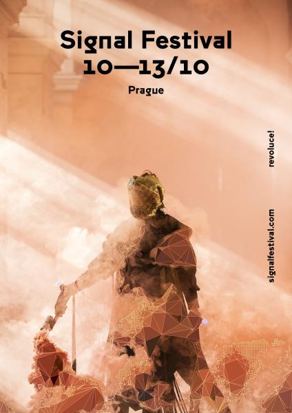 Sedmý ročník Signal Festivalu, který proběhne od čtvrtka 10. do neděle 13. října 2019, si kromě téměř dvaceti instalací od českých a zahraničních autorů připravil i bohatý doprovodný program. Ten je rozdělen do čtyř hlavních částí: Signal Transmit, Signal Kids, Signal Cinema a Signal Walks. Kromě toho bude v kostele U Salvátora opět k vidění jedinečné propojení hudby a světelného umění, tentokrát od čtveřice mladých umělců, kteří pod střechou kostela vytvoří bouřkový mrak a přenesou návštěvníky festivalu mimo realitu pražských ulic.