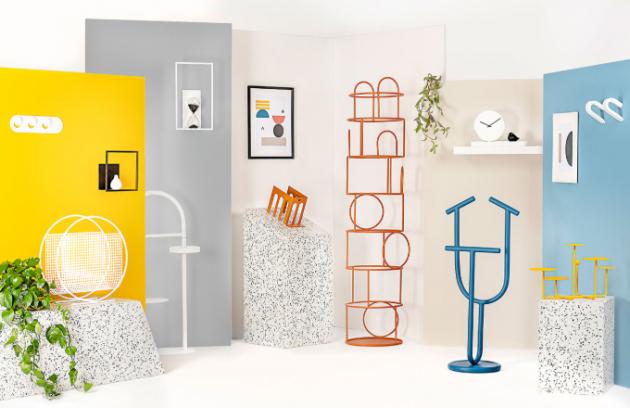 Designéři vytvořili kolekci spolubydlících