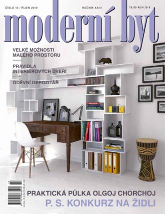 Předplaťte si Moderní byt a neunikne vám žádná novinka ze světa designu, showroomů a návštěv zajímavých interiérů.